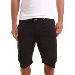 Oblečenie Muži Šortky a bermudy Sseinse PB738SS čierna