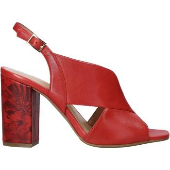 Topánky Ženy Sandále Valleverde 48571 Červená
