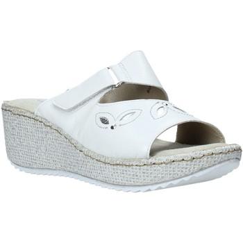 Topánky Ženy Šľapky Valleverde 20221 Biely
