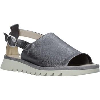 Topánky Ženy Sandále Valleverde 41152 Šedá