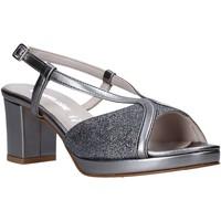 Topánky Ženy Sandále Valleverde 45373 Šedá