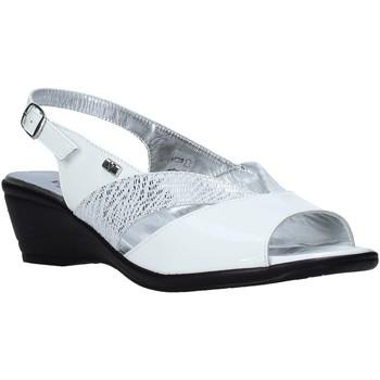 Topánky Ženy Sandále Valleverde 33105 Biely