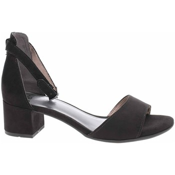 Topánky Ženy Sandále Jana 882836026001 Čierna