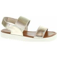 Topánky Ženy Sandále Marco Tozzi 222836030960 Zlatá