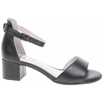 Topánky Ženy Sandále Jana 882833424001 Čierna