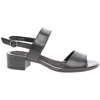 Topánky Ženy Sandále Jana 882820324001 Čierna
