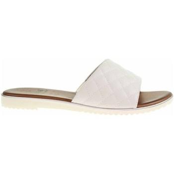 Topánky Ženy Šľapky Jana 882710626100 Biela
