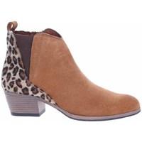 Topánky Ženy Nízke čižmy Marco Tozzi 222505633441 Medová