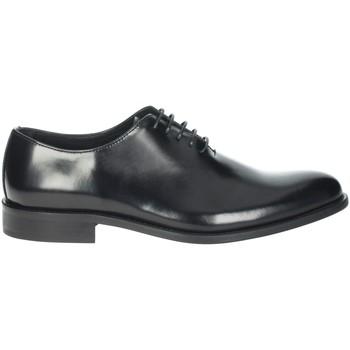Topánky Muži Richelieu Hudson 38132 Black