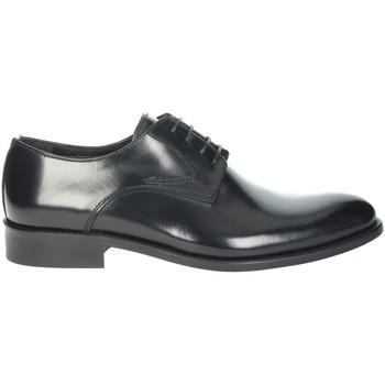 Topánky Muži Richelieu Hudson 38020 Black
