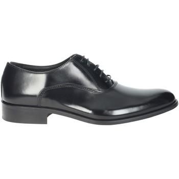 Topánky Muži Richelieu Hudson 38000 Black