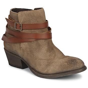 Topánky Ženy Čižmičky Hudson HORRIGAN Hnedá