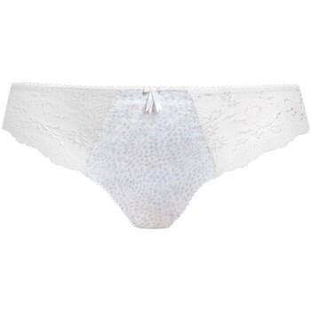 Spodná bielizeň Ženy Klasické nohavičky Elomi EL4115 WHE Biela