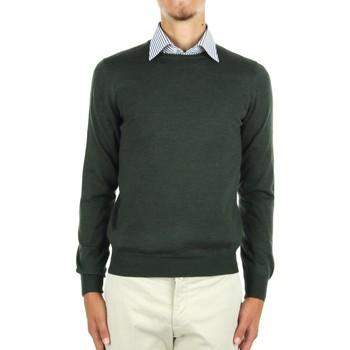 Oblečenie Muži Svetre La Fileria 14290 55167 Green