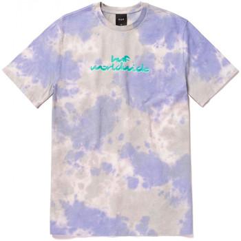 Oblečenie Muži Tričká s krátkym rukávom Huf T-shirt chemistry ss Fialová