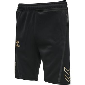 Oblečenie Muži Šortky a bermudy Hummel Short  hmlCIMA noir