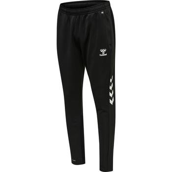 Oblečenie Muži Tepláky a vrchné oblečenie Hummel Pantalon de jogging  hmlCORE noir