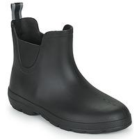 Topánky Ženy Gumaky Isotoner 93701 Čierna