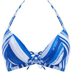 Oblečenie Ženy Plavky kombinovateľné Freya AS6783 BSE Modrá