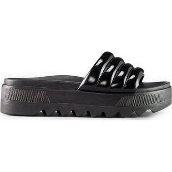 Topánky Ženy Šľapky Cougar Prato Patent Leather čierna