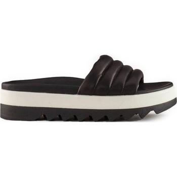 Topánky Ženy Šľapky Cougar Prato Nappa Leather čierna