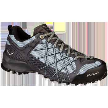 Topánky Ženy Turistická obuv Salewa WS Wildfire 63486-0734 blue