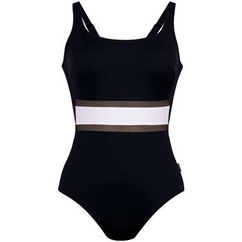 Oblečenie Ženy Plavky jednodielne Rosa Faia 7717 001 Čierna