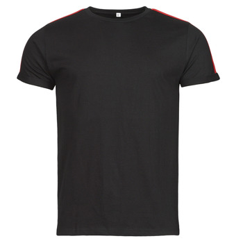 Oblečenie Muži Tričká s krátkym rukávom Yurban  Čierna
