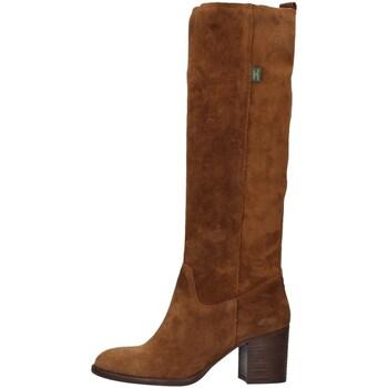 Topánky Ženy Čižmy do mesta Dakota Boots DKT8 BROWN