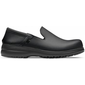 Topánky Muži Slip-on Feliz Caminar Zapato Laboral SENSAI - Čierna