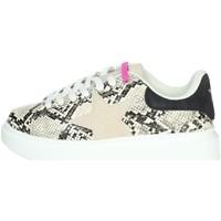 Topánky Ženy Nízke tenisky Shop Art SHOP-48 Beige
