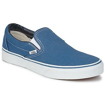 Topánky Slip-on Vans CLASSIC SLIP ON Námornícka modrá