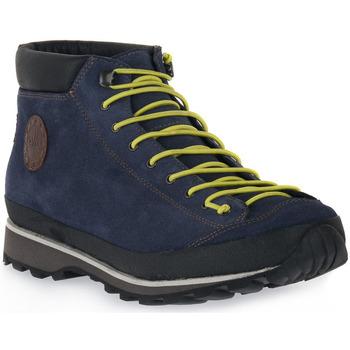 Topánky Muži Polokozačky Lomer BIO NATURALE MTX Blu