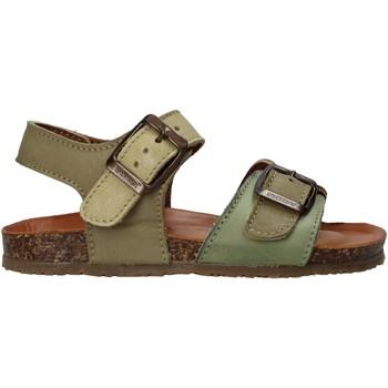Topánky Deti Sandále Bionatura LUCA Zelená