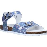 Topánky Deti Sandále Bionatura 22B 1005 Modrá
