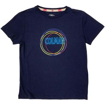 Oblečenie Deti Tričká s krátkym rukávom Colmar 3514 7TQ Modrá
