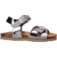 Topánky Dievčatá Sandále Bionatura 22B 1005 Šedá