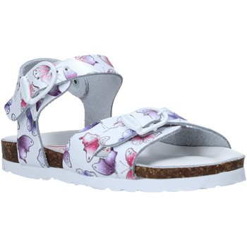 Topánky Deti Sandále Bionatura 22B 1005 Biely