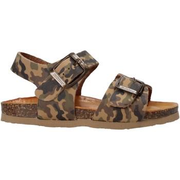 Topánky Deti Sandále Bionatura 22B 1002 Zelená