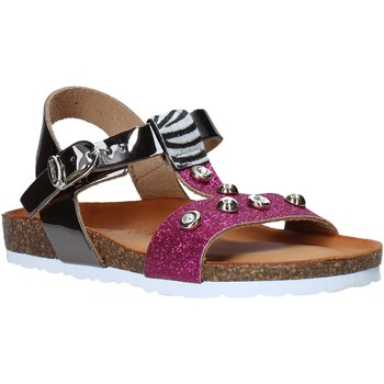 Topánky Dievčatá Sandále Bionatura 22VALE Ružová
