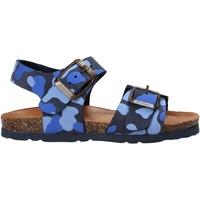 Topánky Deti Sandále Bionatura 22B 1002 Modrá