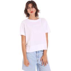 Oblečenie Ženy Tričká s krátkym rukávom Invicta 4451248/D Biely