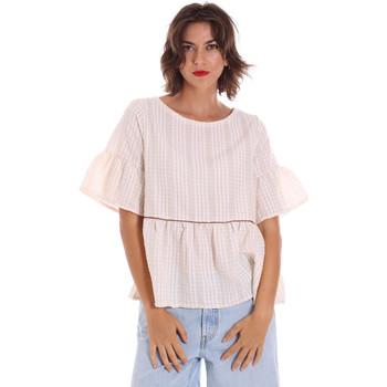 Oblečenie Ženy Blúzky Naturino 6001027 01 Béžová