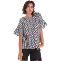 Oblečenie Ženy Blúzky Naturino 6001027 01 čierna