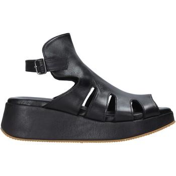 Topánky Ženy Sandále Sshady L2403 čierna