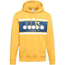 Oblečenie Muži Mikiny Diadora 502173625 žltá