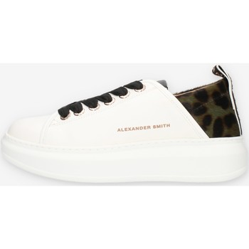 Topánky Ženy Nízke tenisky Alexander Smith E113211 Green