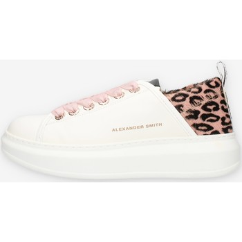 Topánky Ženy Nízke tenisky Alexander Smith E113211 Pink