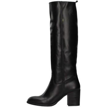 Topánky Ženy Čižmy do mesta Dakota Boots DKT8 BLACK