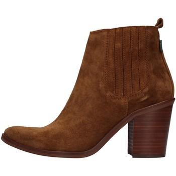 Topánky Ženy Čižmičky Dakota Boots DKT24 BROWN